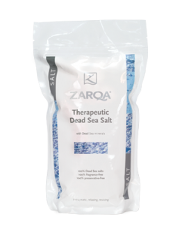 Zeezout Dode zee zak hersluitbaar-Zarqa 1000 gr