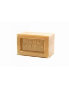 Marseille zeep blok wit palmolie-Rampal Latour- geseald 300 g
