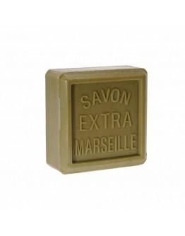 Marseille zeep blok groen olijfolie-Rampal Latour-geseald 150 g