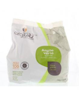 Groene klei extra ultra geventileerd 300 g-Argiletz