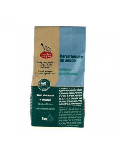 Natrium percarbonaat Sodium percarbonaat 1 kg-La Droguerie Ecologique