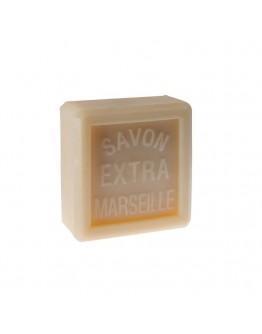 Marseille zeep blok wit palmolie geseald 150 g-Rampal Latour