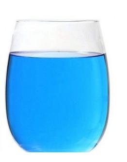 Voedingskleurstof blauw E131 50 ml