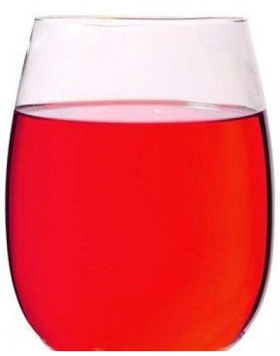 Vloeibare kleurstof rood E124 wateroplosbaar-Herbacos 10 ml