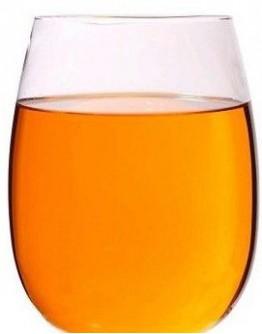 Vloeibare kleurstof oranje E110 wateroplosbaar-Herbacos 10 ml