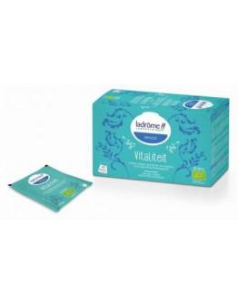 Infusie thee Vitaliteit (curucma, gember en kaneel) bio-Ladrôme