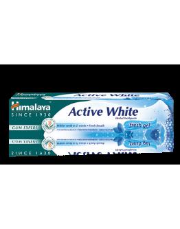 Active White Fresh Gel kruidentandpasta 75 ml-Himalaya Herbals