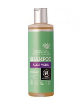 Shampoo normaal aloë vera 250 ml-Urtekram