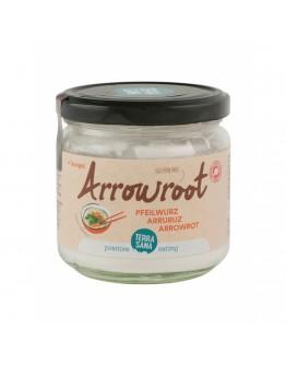 Arrowroot poeder pijlwortelpoeder bio 200 g-Terrasana