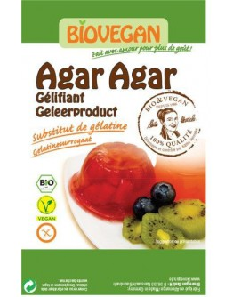 Agar agar geleerfix bio 30 gram-Biovegan