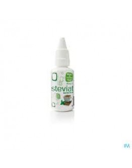 Steviat stevia druppels 30 ml-Soria