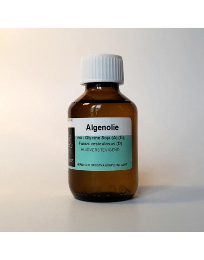 Algenolie algenmaceraat-Herbacos 50 ml