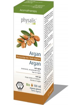 Arganolie bio-Physalis 100 ml