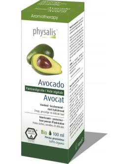 Avocado olie bio-Physalis 100 ml
