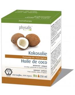 Kokosolie bio-Physalis 250 ml
