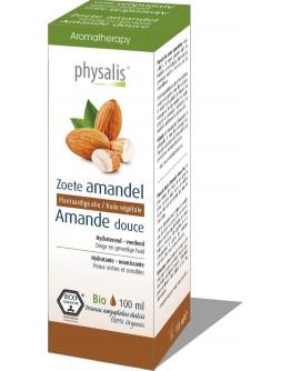 Zoete amandelolie bio-Physalis 100 ml